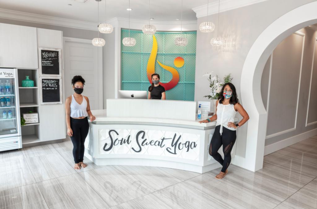 Yoga Class for Kids at Soul Sweat Hot Yoga